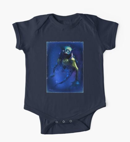 Cryptid One Piece - Short Sleeve