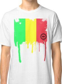 Jamaican Color Melt Classic T-Shirt