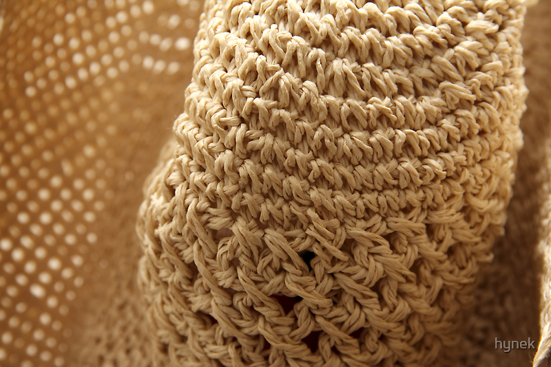Straw Hat by hynek