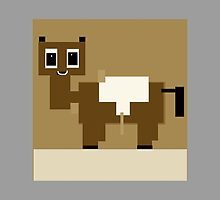 MY PET collectable, ART brown, tan, sepia by ackelly4