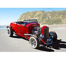 32 Roadster Photographic Print