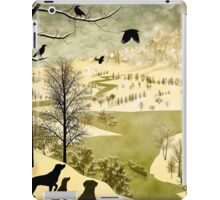 Explore Bruegel Hunters iPad Case/Skin