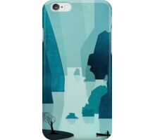 Explore Chinese Mountains iPhone Case/Skin