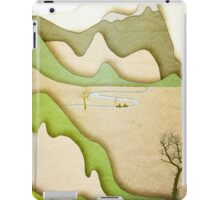 Explore Paper Cut iPad Case/Skin