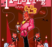 HellFire Supper Club by Wardell Brown
