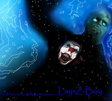 lay-z-boy,...effectual motions cd cover by alan  sloey