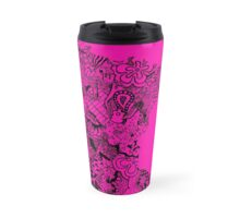 Minnesota: Abstract 2 Travel Mug
