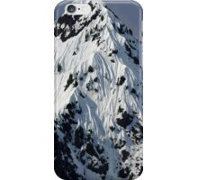 Sunny Snowy Mountain With Blue Sky iPhone Case/Skin