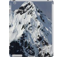 Sunny Snowy Mountain With Blue Sky iPad Case/Skin
