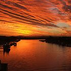 Sky Flame by Peter Jennings