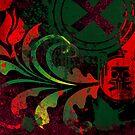 grunge tulip by VioDeSign