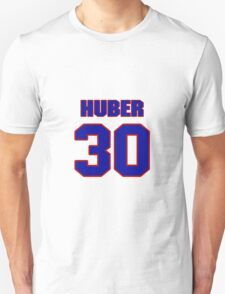 National baseball player Justin Huber jersey 30 T-Shirt