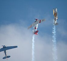 Southern Knights - Vertical Climb & Formation Break, 2007 by muz2142