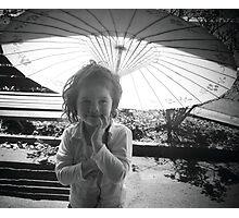 Sun Shade Photographic Print