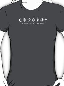 Unity In Diversity Spirit Alternate T-Shirt