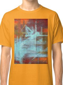 Abstract painted canvas #2 Classic T-Shirt