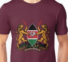 Kenyan Court of Arms Unisex T-Shirt