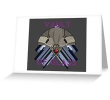 vault of glass  Greeting Card