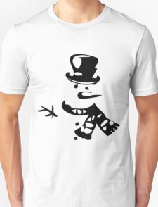 Snow Man Unisex T-Shirt