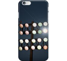 Beneath Friday Night Lights iPhone Case/Skin