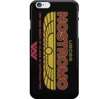 USCSS Nostromo Starfreighter iPhone Case/Skin