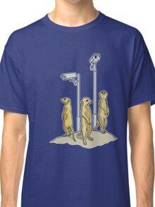 Meerkat CCTV Classic T-Shirt