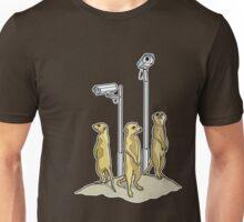 Meerkat CCTV Unisex T-Shirt