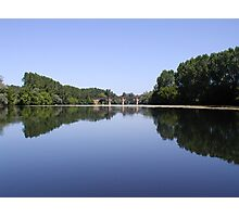 Peace on the Dordogne. Photographic Print
