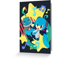 VOCALOID - Hatsune Miku Greeting Card