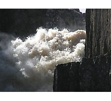 Raging River Tees Photographic Print