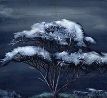 Night Tree by Bjorn Eek