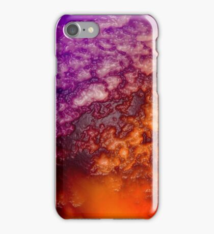 Exploding Planet ... iPhone Case/Skin