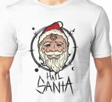 Hail Santa (Light Fabrics) Unisex T-Shirt