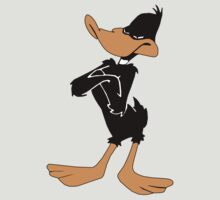 Daffy Duck by IceBlueDesigns