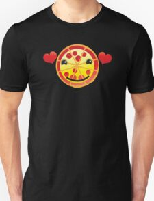 Super cute Kawaii Pizza T-Shirt