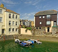 Mulberry Quay, Falmouth by Rod Johnson