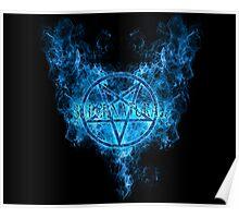Supernatural Hells Wings Poster