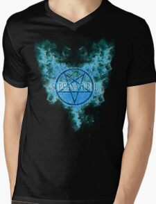 Supernatural Hells Wings Mens V-Neck T-Shirt