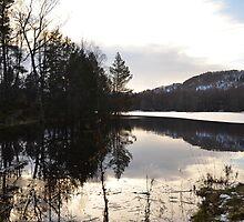 Loch an Eilein by Pete Johnston