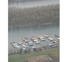 houseboats Photographic Print