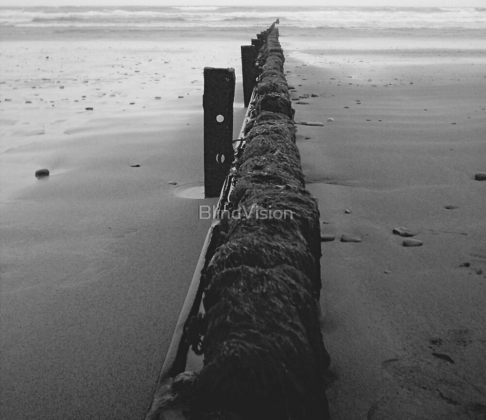 Barriers of the sea by BlindVision