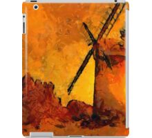 Horsey Windmill, Norfolk Broads - all products iPad Case/Skin
