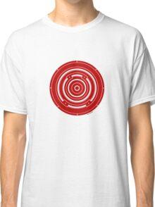 Mandala 37 Bass Colour Me Red Classic T-Shirt