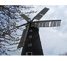 windmill (2) Photographic Print