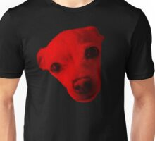 Red Chihuahua Unisex T-Shirt