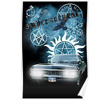 Supernatural theme 2 Poster