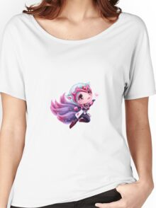 Chibi Challenger Ahri Women's Relaxed Fit T-Shirt
