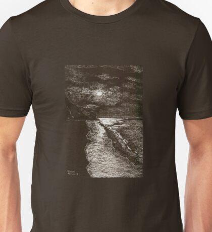 silver seas calling me home Unisex T-Shirt