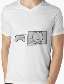 Playstation Sprite - Love the first generation! Mens V-Neck T-Shirt