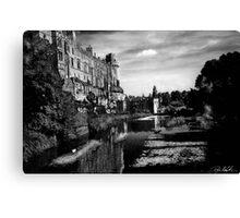 Warwick Castle England Canvas Print